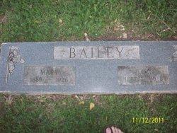 Mary E <i>McKiddy</i> Bailey