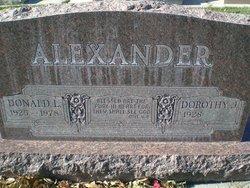 Donald L. Alexander