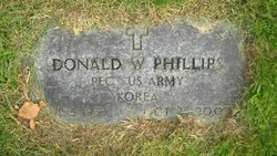 Donald W Phillips