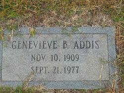 Genevieve B Addis