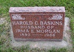 Harold C Baskins