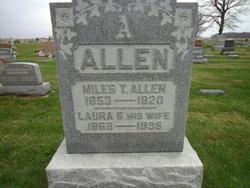 Laura B. <i>Helvie</i> Allen