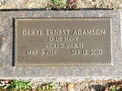 Deryl Ernest Adamson