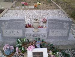 Albin K Adamkewech