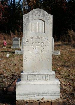 William W. Willie Beaman
