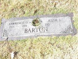 Jessie L <i>Byrd</i> Barton