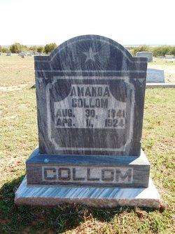 Amanda <i>Shepard</i> Collom