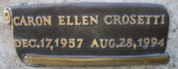Caron Ellen Crosetti