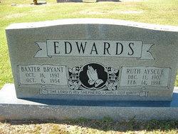 Ruth <i>Ayscue</i> Edwards