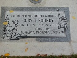 Cody T Roundy