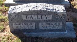 Courtenay Argene <i>Hood</i> Bailey
