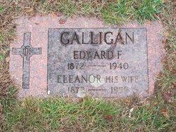 Eleanor P. Nellie <i>Gibbons</i> Galligan