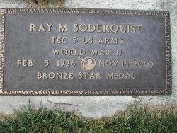 Ray Milo Soderquist