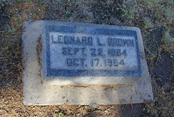 Leonard L. Brown