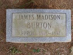 James Madison Burton