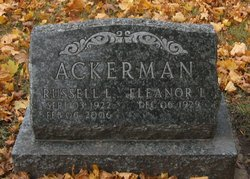 Russell Leon Ackerman