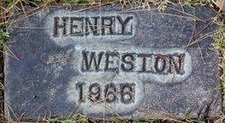 Henry Weston