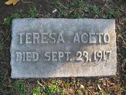 Teresa <i>Apuzzo</i> Aceto