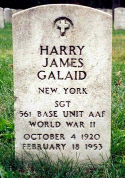 Harry James Galaid
