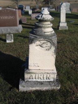 Shadrack A. Aikin