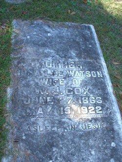 Rosa Lee <i>Watson</i> Cox
