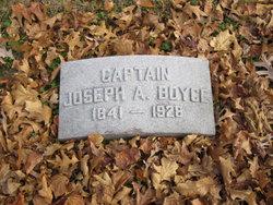 Joseph Boyce