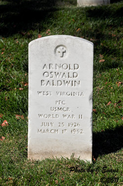 Arnold Oswald Baldwin