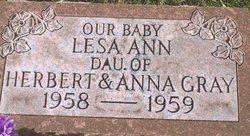Lesa Ann Gray