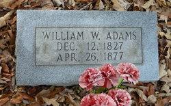 William Winans Adams