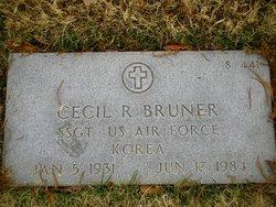 Cecil R Bruner