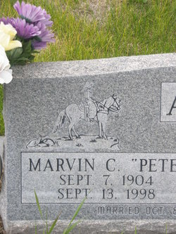 Marvin Carl Pete Anderson