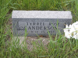 Tyrell Rose Anderson