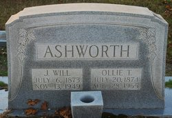 John William Ashworth