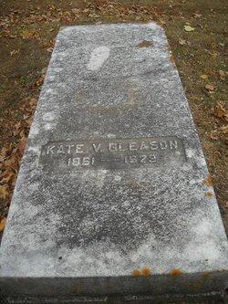 Kate <i>Van Sickle</i> Gleason