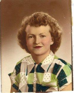 Gladys Lorine <i>Charles</i> Hall