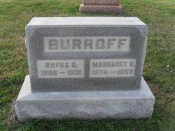 Margaret Ellen <i>Heacox</i> Burroff