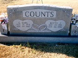 Cecil L Counts