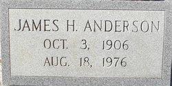 James Henry Anderson, Sr