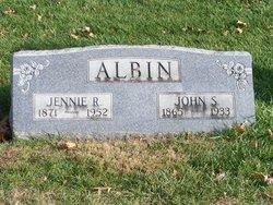 John S. Albin
