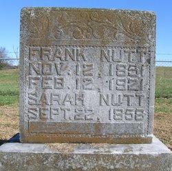 Hearod Franklin Nutt
