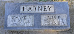 Ormand Francis Harney