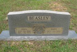 Sadie P <i>Crump</i> Beasley