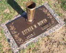 Esther Mae <i>Lovelace</i> Bowen