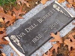 Iva Dell Ivy <i>McCoy</i> Burkett