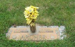 Martha M <i>Koontz</i> Archer