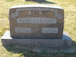 Alvin Anderson Middlebrook