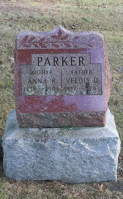 Anna Belle <i>Wood</i> Parker