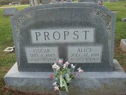 Oscar Propst
