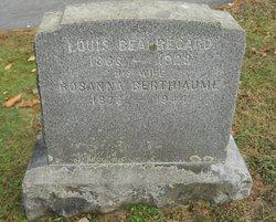 Rosanna <i>Berthiaume</i> Beauregard