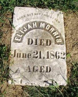 Elijah Morris
